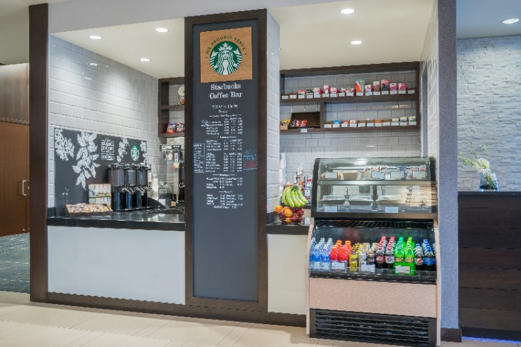 Starbucks Barista Bar 7 of 44