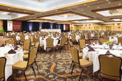 Grand Ballroom Banquet -Over 10000 Sq.ft. That Can Accomodate A Social Function Up To 800 People. 13 of 15
