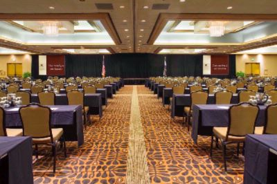 Grand Ballroom Meeting -This Meeting Room Can Also Hold Up To 500 In A Classroom Set Up As Well. 14 of 15