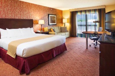 Single King Guestroom -Our Guestrooms On Average Are 30% Larger Than Most Hotels. 10 of 15