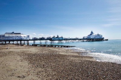 Eastbourne Pier 11 of 16