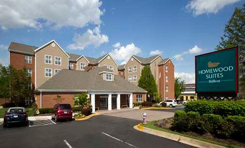 Homewood Suites by Hilton Alexandria / Pentagon So 1 of 19