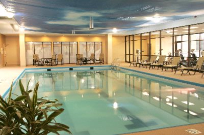 Indoor Swimming Pool & Fitness Area 6 of 6