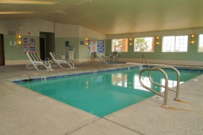 Indoor Swimming Pool And Spa 5 of 9