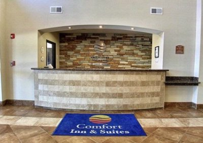 Welcome To Comfort Inn & Suites! 3 of 13
