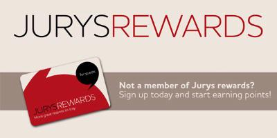 Jurys Rewards 9 of 9