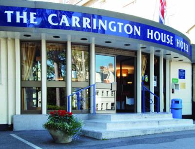 Carrington House Hotel 1 of 5