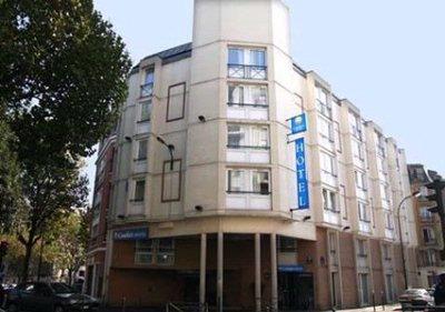 Comfort Hotel Davout Nation Paris 110 Rue Des Orteaux 75020