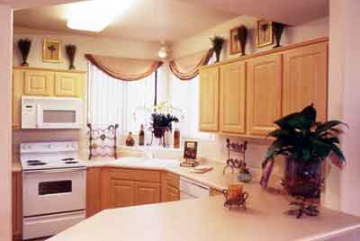Fully equipped kitchens in all suites. 3 of 5