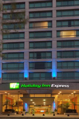 Holiday Inn Express Mexico Paseo De La Reforma 1 of 8