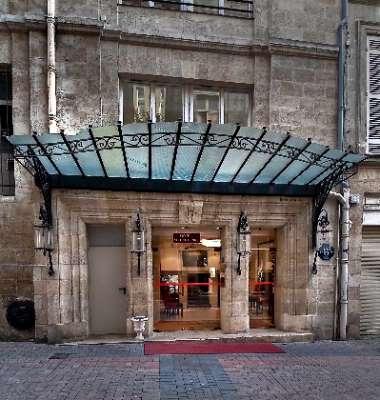Quality Hotel Bordeaux Centre Bordeaux 27 Rue Du Parlement