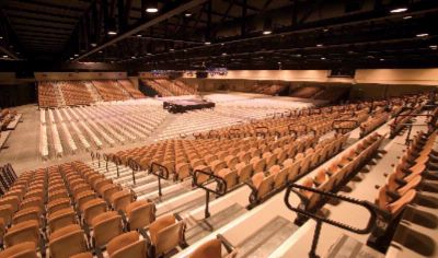 Special Events Center (Roll-Away Bleachers) 8 of 12