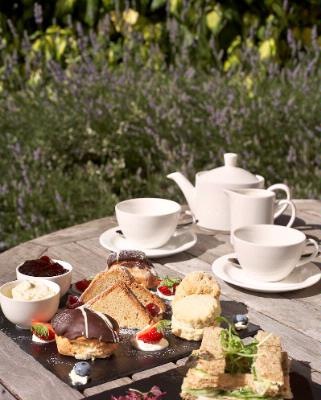 Afternoon Tea On The Terrace 4 of 7