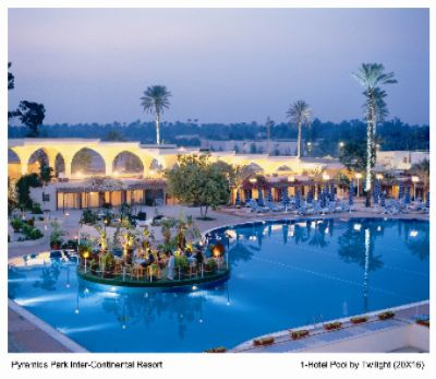 Intercontinental Pyramids Park Resort 1 of 7