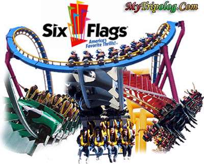 Six Flags America Upper Marlboro Md 12 of 16