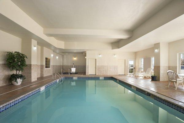 Indoor Salt Water Pool 4 of 12