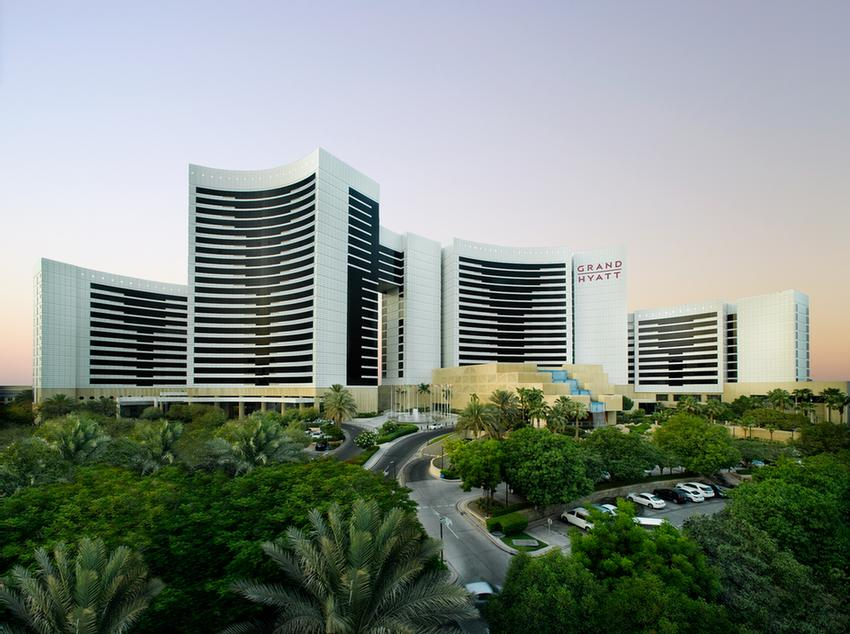 Grand Hyatt Dubai 1 of 11