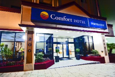 Comfort Hotel Perth City 1 of 12