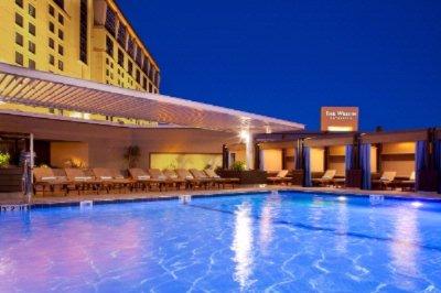 The Westin Las Vegas Hotel Spa 160 East Flamingo Rd Nv 89109