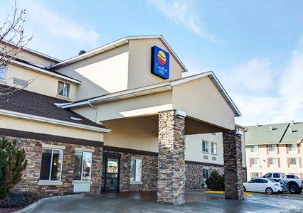 Image of Comfort Inn Greeley