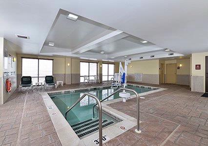 Splash Around In Our Indoor Heated Pool. 7 of 15