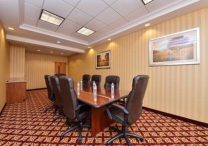 The Atlantic Board Room Seats 10 And Is Ready For Your Important Meeting 13 of 15