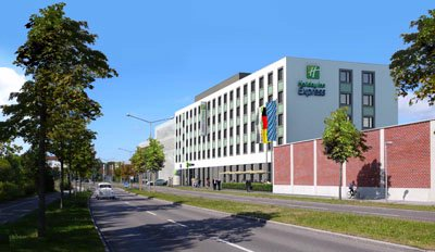 Image of Holiday Inn Express Augsburg