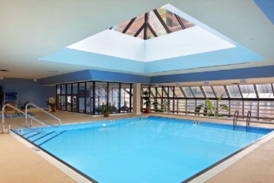 Relax In Our Indoor Pool Or Hot Tub 11 of 22