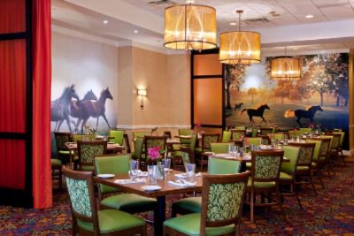 Renovated Restaurant Features Artistic Details And Equine Murals 9 of 22