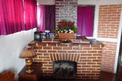 In The Rooms In Addition To Its Basic Services Can Find A Fireplace That Adds A Touch Different And Special 9 of 15