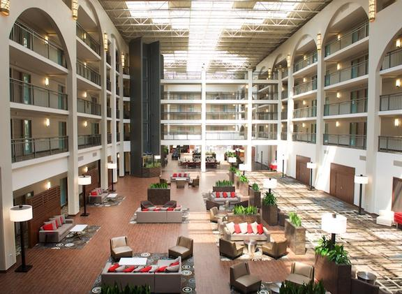 Our Newly Renovated Atrium Offers Plenty Of Great Spaces To Get Work Done Or Relax And Enjoy. 3 of 13