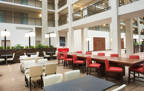Our Newly Renovated Atrium Offers Plenty Of Great Spaces To Get Work Done Or Relax And Enjoy. 4 of 13