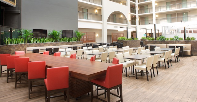 Our Newly Renovated Atrium Offers Plenty Of Great Spaces To Get Work Done Or Relax And Enjoy. 5 of 13