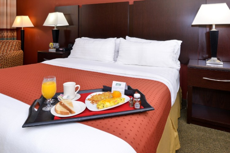 Room Service Available For Breakfast & Dinner 6 of 21