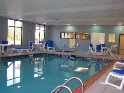 Heated Indoor Pool And Spa 7 of 8