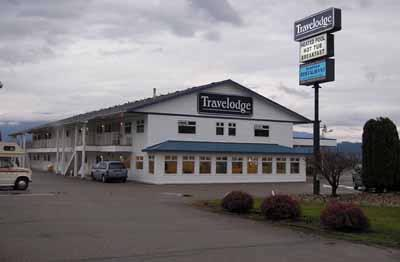 Salmon Arm Travelodge 1 of 11