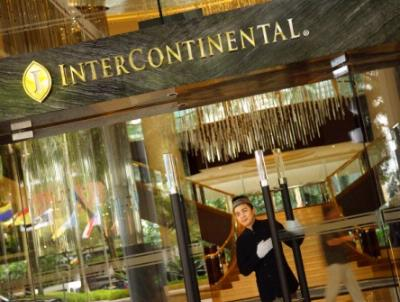 Welcome To Intercontinental Kuala Lumpur 9 of 23