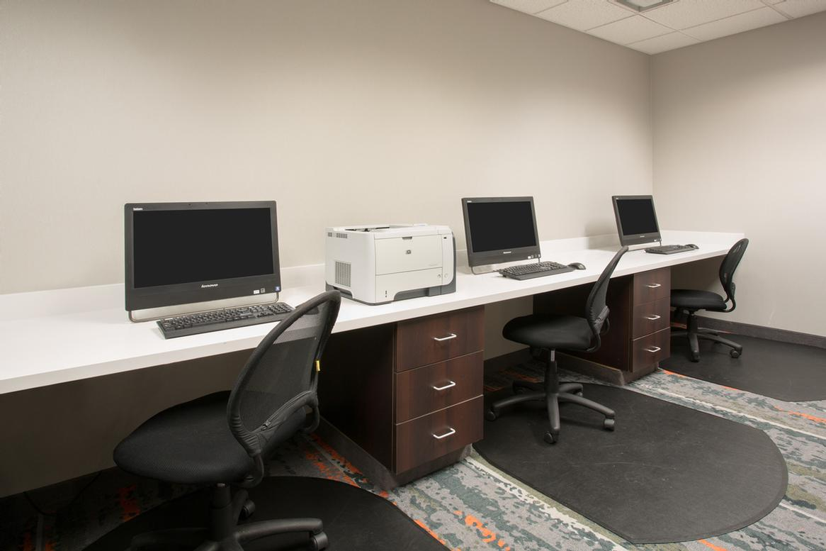 Enjoy Our Complimentary 24-Hour Business Center With Full Printing Capabilities 9 of 23