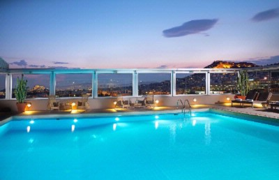 Swimming Pool At Divani Caravel 6 of 11