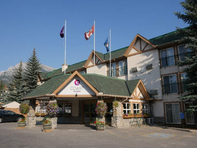 Coast Canmore Hotel & Conference Centre 1 of 7