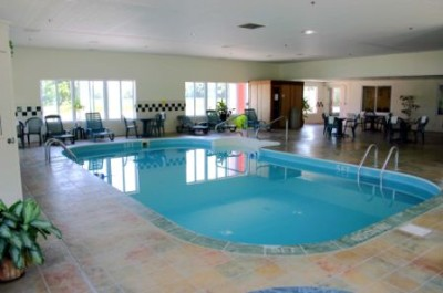 Indoor Pool Area 4 of 7