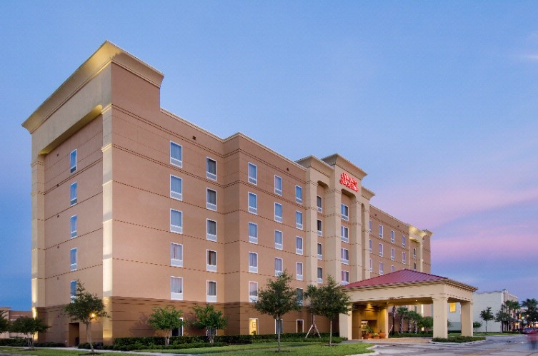 Hampton Inn & Suites Lakeland South / Polk Pkway