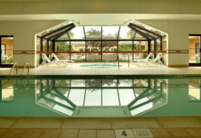Take A Dip In Our Luxiourious Indoor Pool & Spa 3 of 6