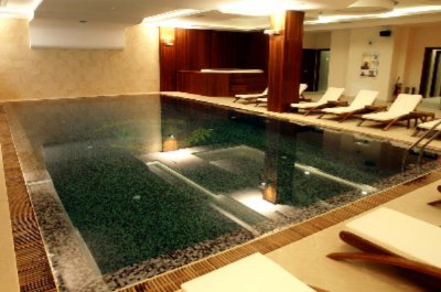 Spa Area With Indoor Swimming Pool 15 of 19