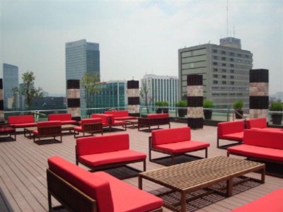 Mexico City Marriott Reforma Hotel 1 of 8