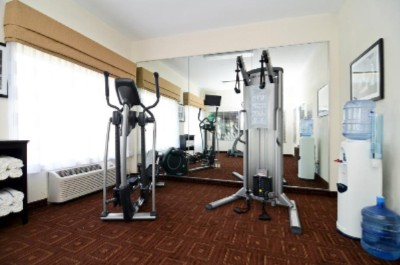 Modern Fitness Center With All The Latest Equipment 6 of 14
