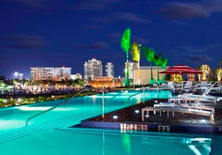 Landmarks And Location Of Sheraton Puerto Rico Hotel
