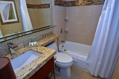 Renovated Guest Bathroom 11 of 31