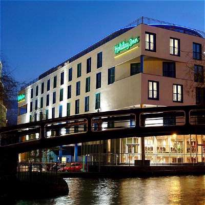 Holiday Inn London Camden Lock 1 of 11