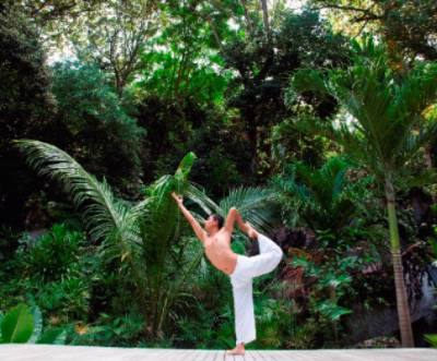 Yoga Qi Gong & Self Shiatsu Classes 8 of 9